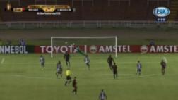 Melgar sufrió dos goles en menos de tres minutos en Arequipa