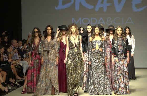 LIF Week: mira la propuesta invernal de Moda & Cía