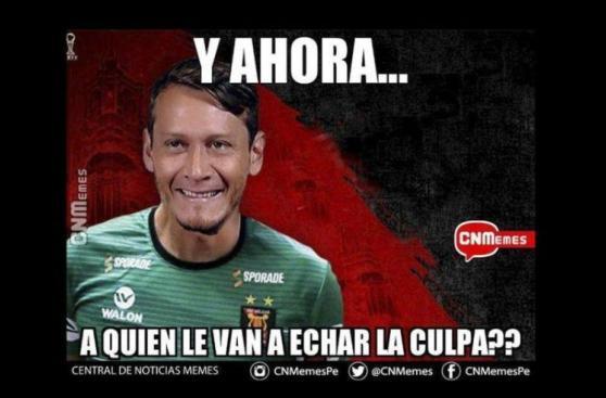 Melgar volvió a perder en Libertadores y fue víctima de memes
