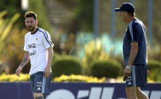 Edgardo Bauza contó detalles de su relación con Lionel Messi