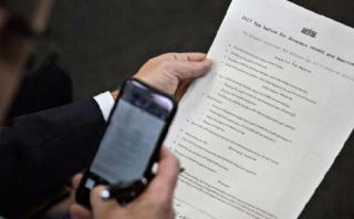 CEO entusiasmados con planes de recortes de impuestos de Trump