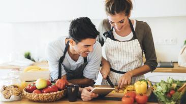 Vegetarianos y celiacos: Conoce estas recetas rápidas y fáciles
