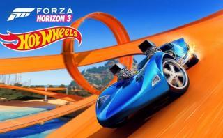 Ahora podrás subirte a un Hot Wheels en el Forza Horizon 3
