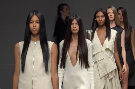 LIF Week: La oda fashion de Omar Valladolid a la mujer osada