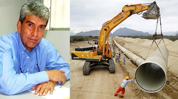 """Ríos: """"El gasoducto se debe anclar a una planta de exportación"""""""