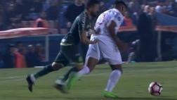 Jugador de Chapecoense fue expulsado por acción obscena