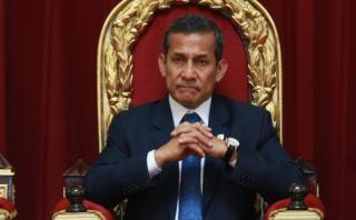 Fiscalía determinará por qué no se conocieron audios de Humala