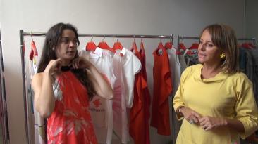 LIF Week: Fiorella Pennano se luce con outfits de Ana G.