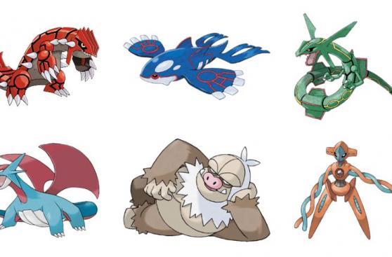 Estos son los pokémones más fuertes de Hoenn