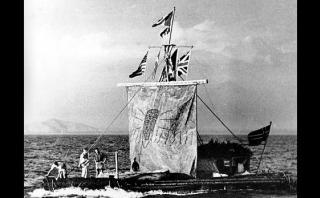 Historia congelada: Kon-Tiki, abril de 1947