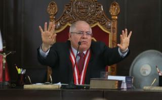 CNM abrió indagación a juez César San Martín por Caso Madre Mía