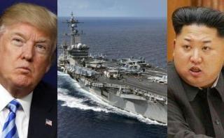 Trump, 100 días: Las armas que tiene cerca de Norcorea [VIDEO]