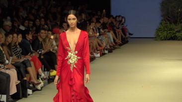 Puro arte: Noe Bernacelli llevó la elegancia al LIF Week
