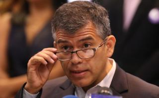 Guzmán está en contra de medidas que favorecerían a Fujimori