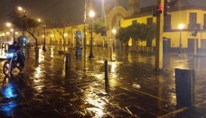 Vecinos reportaron intensa garúa en distritos de Lima y Callao