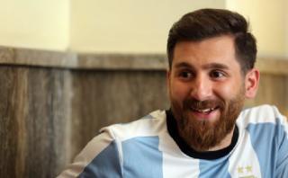 Doble de Lionel Messi causa sensación en Medio Oriente
