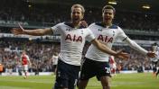 Tottenham ganó 2-0 a Arsenal en el derbi de Londres por Premier