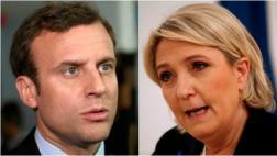 """Macron: """"Le Pen es heredera del ineficaz sistema político"""""""