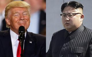 Donald Trump dice estar dispuesto a reunirse con Kim Jong-un