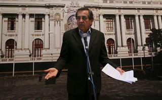 """""""Habría que inhabilitar a Ollanta Humala por incapacidad moral"""""""
