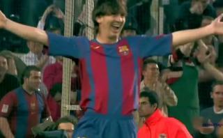 Lionel Messi: se cumplen 12 años de un gol histórico del '10'