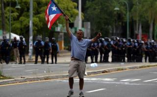 Puerto Rico: 5 detenidos en el paro general contra los recortes