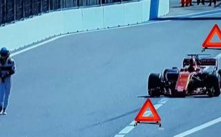 Policía de España se burló así de Fernando Alonso