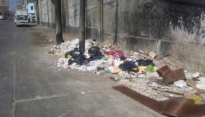 La Victoria: vecinos afectados por acumulación de basura