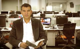 """Carlos Enrique Freyre lee un fragmento de su obra """"El Semental"""""""