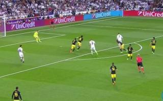 Cristiano Ronaldo 'fusiló' a Oblak para anotar el 2-0 [VIDEO]