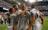 Real Madrid goleó 3-0 al Atlético con hat-trick de Cristiano