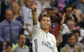 Cristiano Ronaldo estelar: así fue su 'hat-trick' ante Atlético