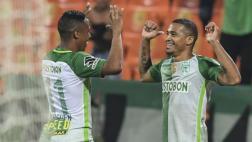 Atlético Nacional goleó 4-1 a Estudiantes por Copa Libertadores