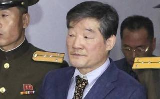 Corea del Norte confirma detención de profesor estadounidense