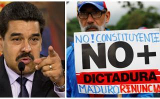 Senadores de EE.UU. impulsan sanciones al gobierno de Maduro