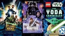 Star Wars Day: los títulos que ofrece Netflix sobre la saga