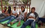 Universitarios en huelga de hambre para pedir inicio de clases
