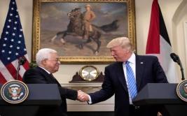 """Trump ofrece ser """"facilitador"""" de paz entre Israel y Palestina"""