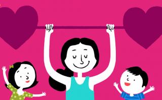 Día de la madre: dedícale un mensaje y descarga la tarjeta