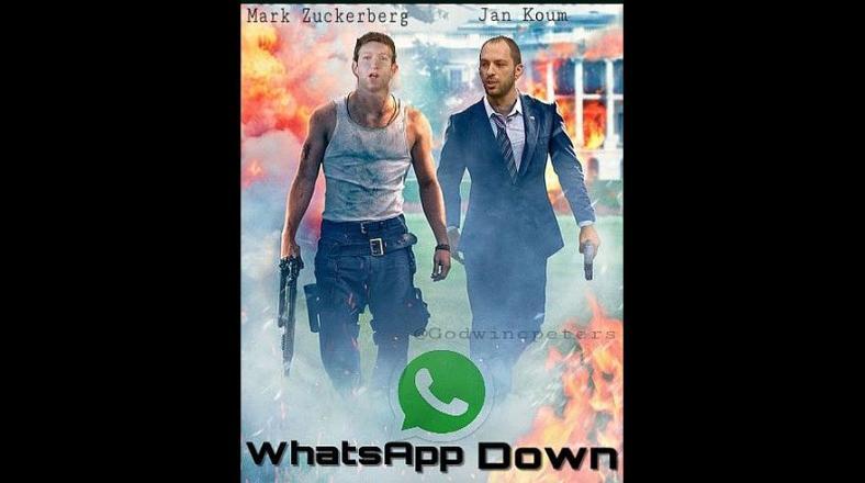 WhatsApp: los mejores memes por la caida del servicio