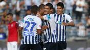 Alianza venció 2-1 a Huancayo y rompió racha sin ganar