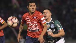 Wilstermann de Mosquera venció 3-2 a Palmeiras por Libertadores