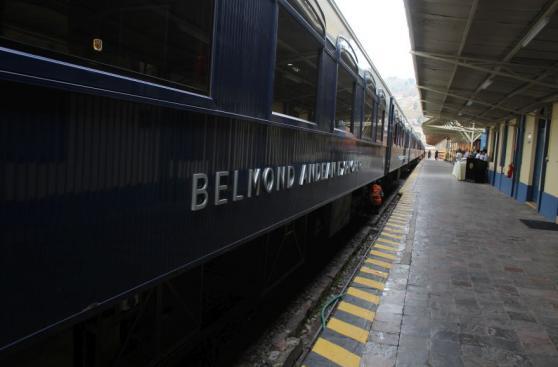 Cusco: así luce el tren de lujo que cruzará los Andes [FOTOS]