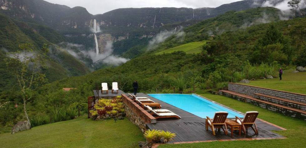 10 hoteles para disfrutar de los mejores paisajes