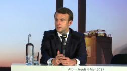 Elecciones en Francia: Macron demanda a Le Pen por difamación
