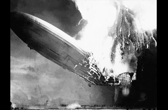 Hindenburg, el zepelín de la muerte