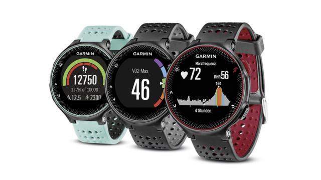 Gadgets: 5 de los mejores relojes para running