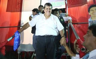La fiscalía pedirá información a Brasil sobre Alan García