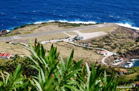 Estas son los 10 pistas de aterrizaje más extremas del mundo