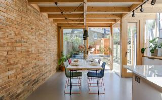 Inspiración en 50 m2: Recorre por dentro esta acogedora casa